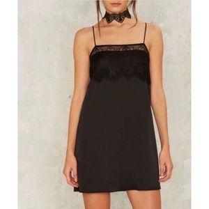 Cotton Candy LA slip dress